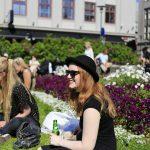 Населення в ісландських містах